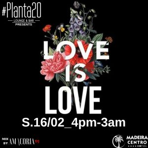LOVE IS LOVE PLANTA20