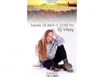 JUEVES SANTO VIKEY DJ